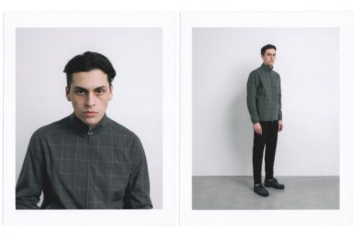 """Wings+horns Presents Fall/Winter 2018 Collection """"SIDES"""""""