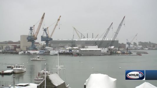 Diverting funds for border wall could affect plans at Portsmouth Naval Shipyard