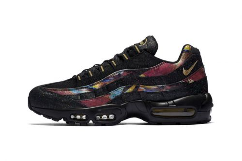 Nike Gives the Air Max 95 a New Paint Splatter Look