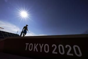 At Tokyo Olympics, a debt to 'Back to the Future' and 'E.T.'