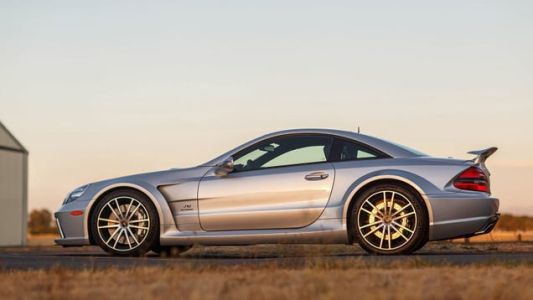 Even The SL 65 AMG Black Series Is Not Safe From The Pandemic Sales Bump
