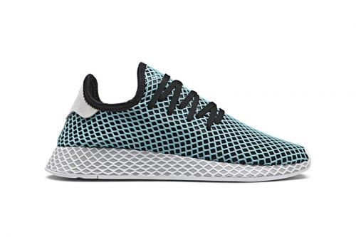 Parley Takes on the Deerupt in Latest adidas Originals Release