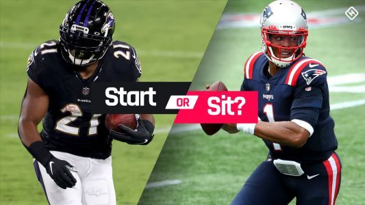 Fantasy Football Start 'Em Sit 'Em: Week 4 lineup advice, matchups, DFS picks