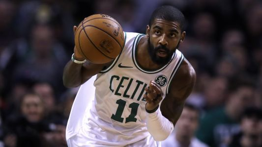 Boston's Kyrie Irving named NBA All-Star Game starter