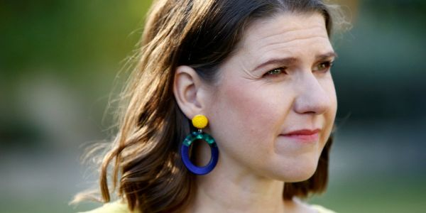 Liberal Democrat leader Jo Swinson loses her seat in a shock general election result