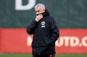 The Latest: Pogba posts cryptic message after Mourinho exit