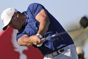 Laporta leads by 1 in Abu Dhabi as Koepka struggles