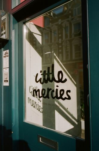 A Portrait of a Bar: Little Mercies in Crouch End, London
