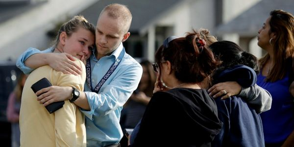 The 16-year-old gunman from the Santa Clarita high school shooting used an unregistered, untraceable 'ghost gun'