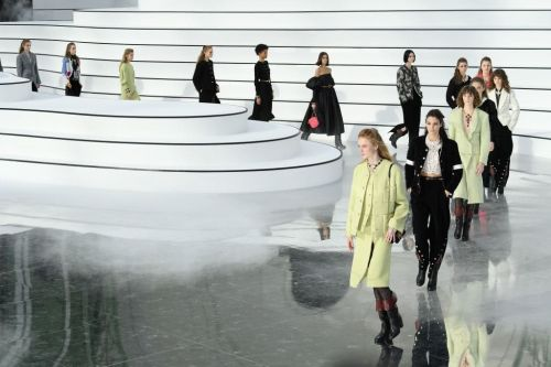 Watch the Chanel Runway Show Live