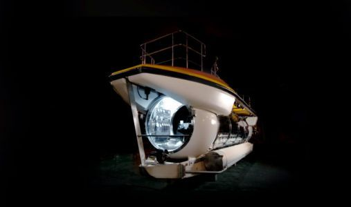 Inside the New Triton Deepview 24 Submarine