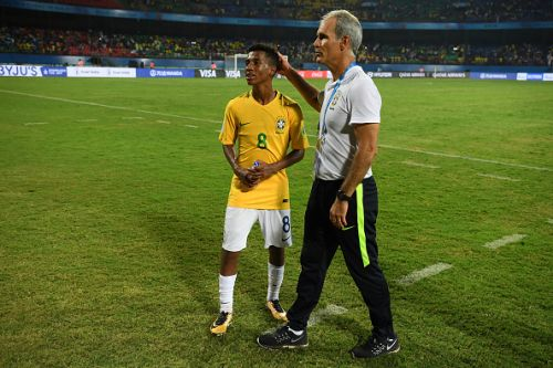 U17 World Cup: Brazil coach Carlos Amadeu - Goa and Kochi make us feel at home