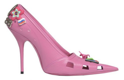Another Pair Of High Heel Crocs Have Arrived, And This Time They're Designer Stilettos