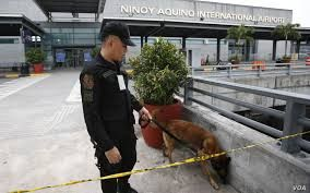 American woman arrested in Philippines airport with baby hidden in bag