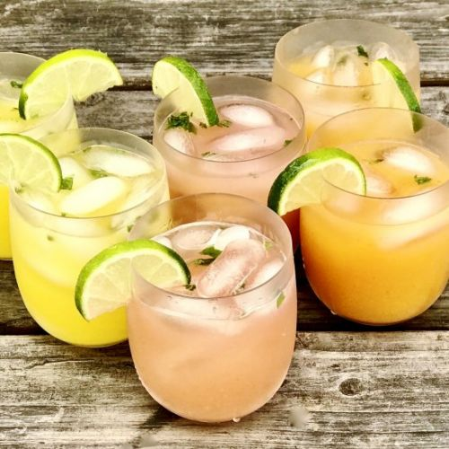 Agua Fresca: Three Ways