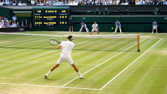 What Did Wimbledon Teach Us About Genius?