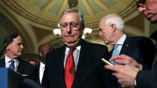 Wednesday's Morning Email: Senate Republicans Just Threw An Obamacare Bombshell Into The Tax Debate