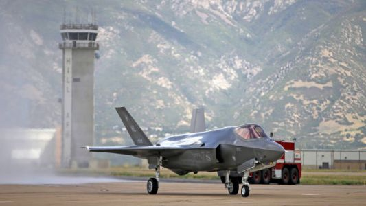 Pentagon Grounds Every F-35 Fighter Jet After Crash in South Carolina