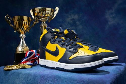 "Nike Dunk High ""Michigan"" Captures the Championship in This Week's Best Footwear Drops"