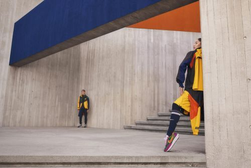 Sacai's New Collection of Nike Apparel Is Dropping Soon