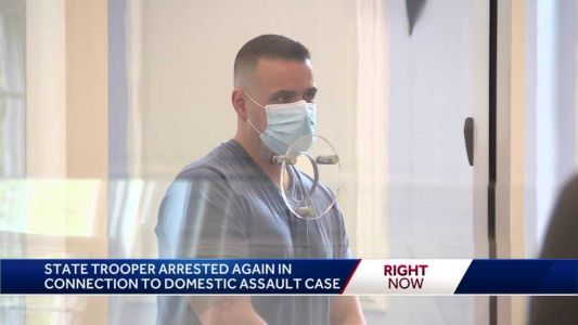 State trooper accused of assault dishonorably discharged