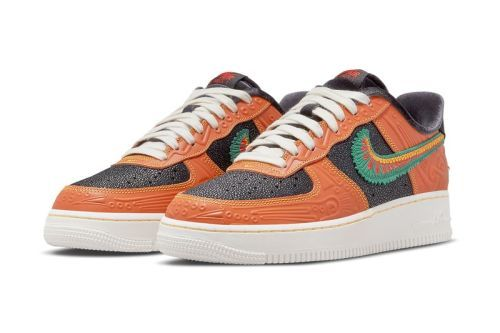 Official Look at the Nike Air Force 1 Low