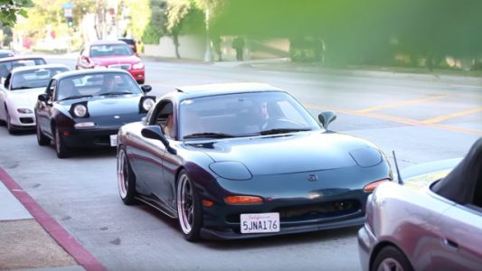 Come See A Huge Gathering Of Cool Japanese Cars In Los Angeles Tomorrow