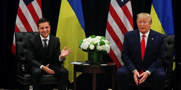 Ukraine was about to cave to Trump's demands. Then the public found out about the whistleblower
