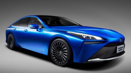 Toyota Still Thinks Hydrogen Fuel Cells Are The Future