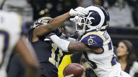 NFL playoffs 2019: New videos of infamous Rams-Saints 'no-call' make play look even worse