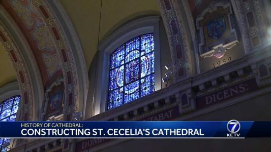 The architecture of Omaha's St. Cecelia Cathedral