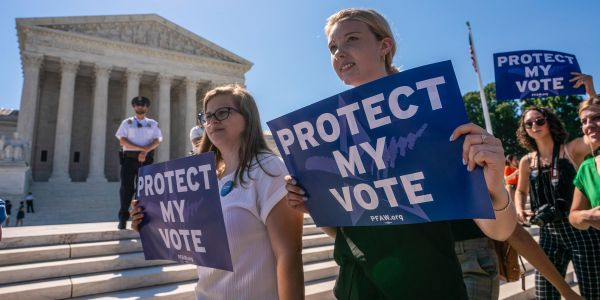 The US should amend the Constitution to put an end to gerrymandering and protect our democracy