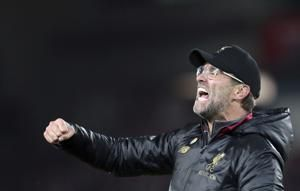 Liverpool draw EPL rival Wolves in FA Cup 3rd round