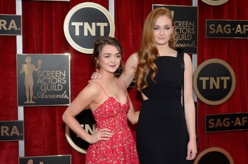 Maisie Williams Will Officially Be One of 'GoT' Co-Star Sophie Turner's Bridesmaids