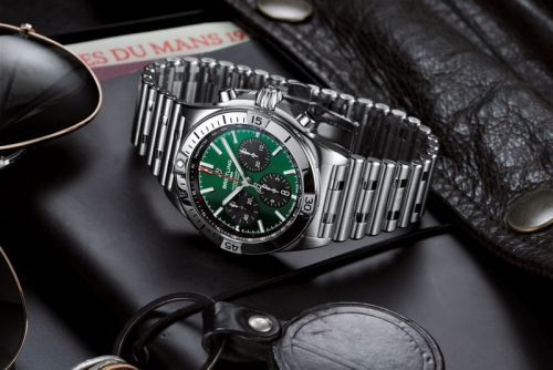 Bentley and Breitling Come Together Once More for New Chronomat Watch