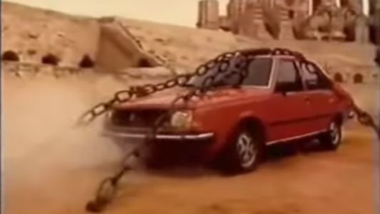 Only Sergio Leone Could Unchain The Mighty Renault 18 Diesel