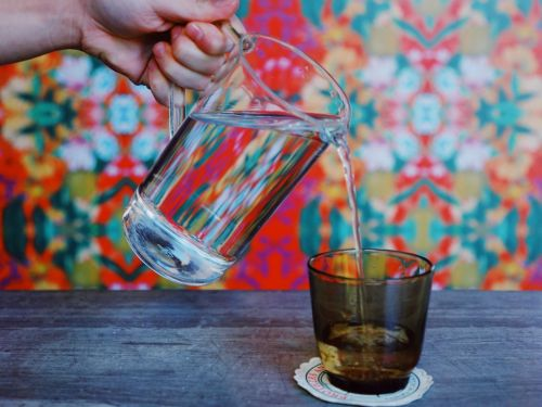 The Pitcher That Will Maybe Actually Make Me Drink More Water