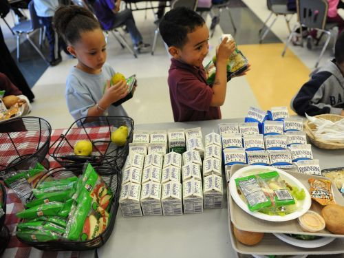 Free school lunch is now an option for 6.2 million students in California, regardless of income