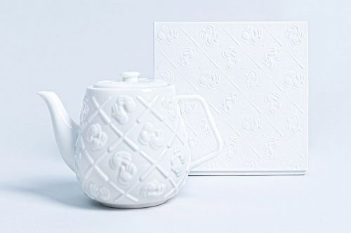 Art for Your Home: KAWS Monogram Teapot, Keith Haring BE RBRICK & More
