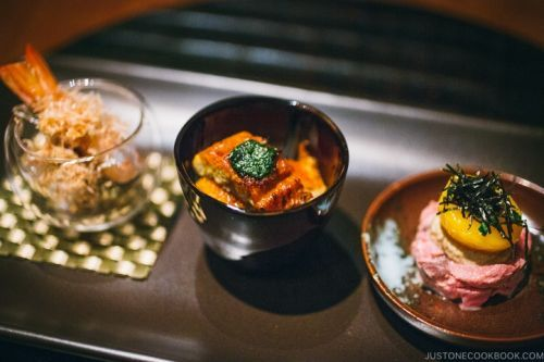 Innovative Kaiseki - Wakuriya Restaurant Review