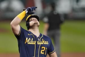 Brewers boost playoff chances with 3-0 win over Cardinals