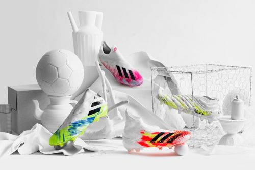 "Adidas Brings Creativity to Football With ""Uniforia"" Boot Pack"
