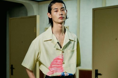 WE11DONE Imagines a Trip to the Seaside for SS21