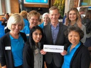 Tourism Vancouver Recognizes Tourism Week May 27-June 2, 2018