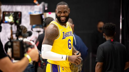 LeBron James tops Forbes list as highest earning NBA player for 2021-22
