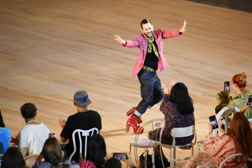 Is Marc Jacobs Returning to the Runway?