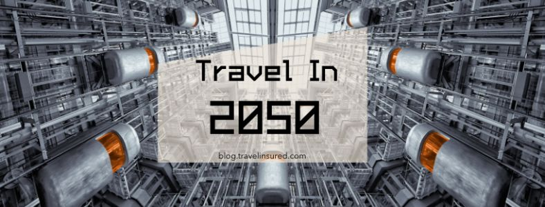 Travel in 2050