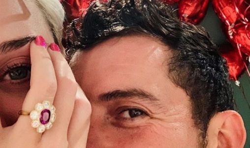 Katy Perry's Pink Engagement Ring Could Cost As Much As $2 Million. So Let's Just Let That Sink In