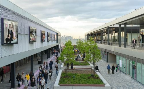 New York City gets its first outlet center