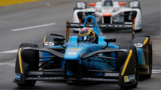 Formula E Will Be The First Series To Race In Switzerland Since 1954